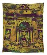 Trevi Fountain Tapestry