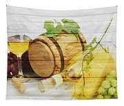 Wine Tapestry