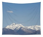 Snow-capped Mountain Tapestry