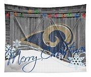 St Louis Rams Tapestry