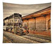 Locomotive 1637 Norfork Southern Tapestry