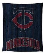 Minnesota Twins Tapestry
