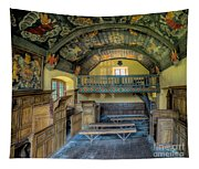 17th Century Chapel Tapestry