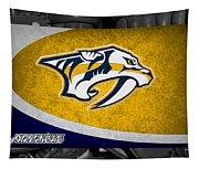 Nashville Predators Tapestry