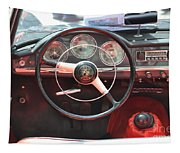 California Mille Tapestry