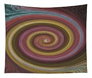 Digital Art Abstract Tapestry