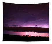 Nebraska Roll Cloud A Cometh Tapestry