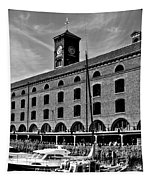 St Katherines Dock London Tapestry