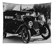 1920 Dodge Convertable Tapestry