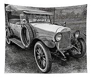1921 Hudson-b-w Tapestry