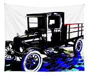 1926 Ford Model T Stakebed Tapestry