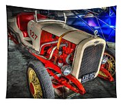 1927 Chevy Dirt Racer Tapestry