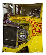 1927 Ford-front View Tapestry