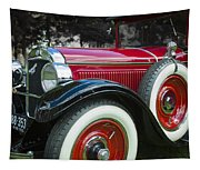 1928 Hupmobile Century Model E4 4 Door Sedan Tapestry