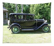 1930 Model-a Town Car 1 Tapestry