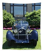 1930's Alfa Romeo Tapestry