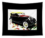 1934 Ford Phaeton V8  Tapestry