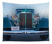 1934 Packard Super 8 Tapestry