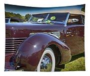 1937 Cord Phaeton Tapestry