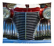 1940 Cadillac Coupe Front View Tapestry