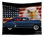 1949 Pontiac Tribute Roger Tapestry