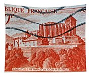 1949 Republique Francaise Stamp Tapestry