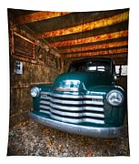 1950 Chevy Truck Tapestry