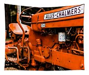 1950s-vintage Allis-chalmers D14 Tractor Tapestry