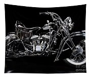 1951 Indian Chief Blackhawk Tapestry
