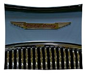 1956 Austin-healey Grill Hood Ornament Tapestry