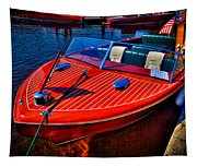 1956 Chris-craft Capri Classic Runabout Tapestry