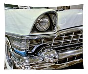 1956 Packard Caribbean Grill Tapestry