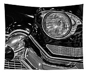 1957 Cadillac Coupe De Ville Headlight Tapestry