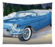 1957 Chevy Convertible Tapestry