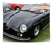1957 Porsche Speedster 1600 Super Tapestry