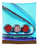 1958 Impala Palm Springs Tapestry