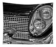 1958 Lincoln Continental Headlight Tapestry
