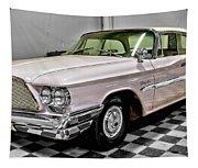 1960 Chrysler Windsor Tapestry
