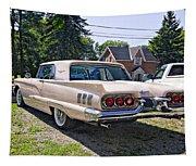 1960 Thunderbird 2 Tapestry