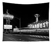 1960s Night Scene Of The Stardust Tapestry