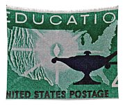 1962 Higher Education Stamp Tapestry