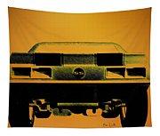 1968 Camaro Ss  Full Rear Tapestry