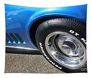 1968 Corvette Sting Ray - Blue - Side - 8923 Tapestry