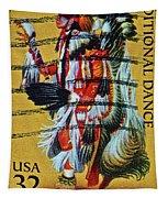 1996 Native American Stamp Tapestry