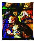 3 Men Tapestry