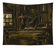 A Weaver's Cottage Tapestry