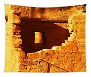 Anasazi Ruins Tapestry