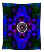 Audio Kaleidoscope Tapestry