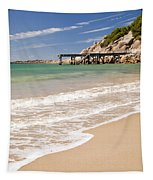 Australian Beach Tapestry
