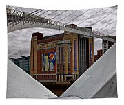 Baltic And Gateshead Millennium Bridge Tapestry
